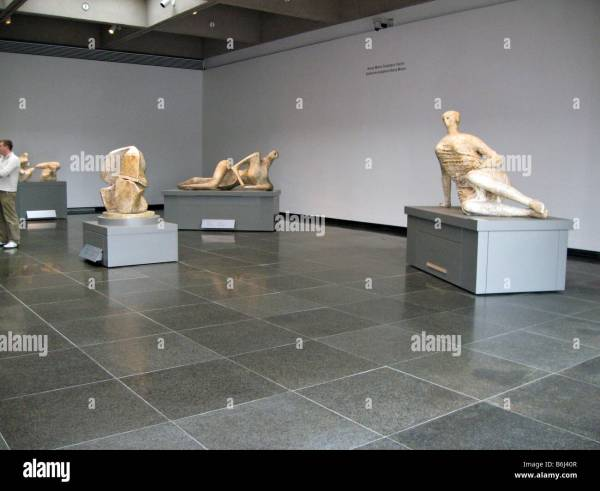 Henry Moore Museum Stock &