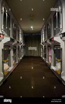 Capsule Hotel Japan Stock &