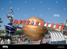 Tomorrowland Hong Kong Disneyland Resort Lantau Island