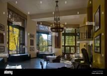 Yosemite Ahwahnee Hotel Interior