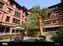 Dwarika' Hotel Kathmandu Nepal Asia Stock