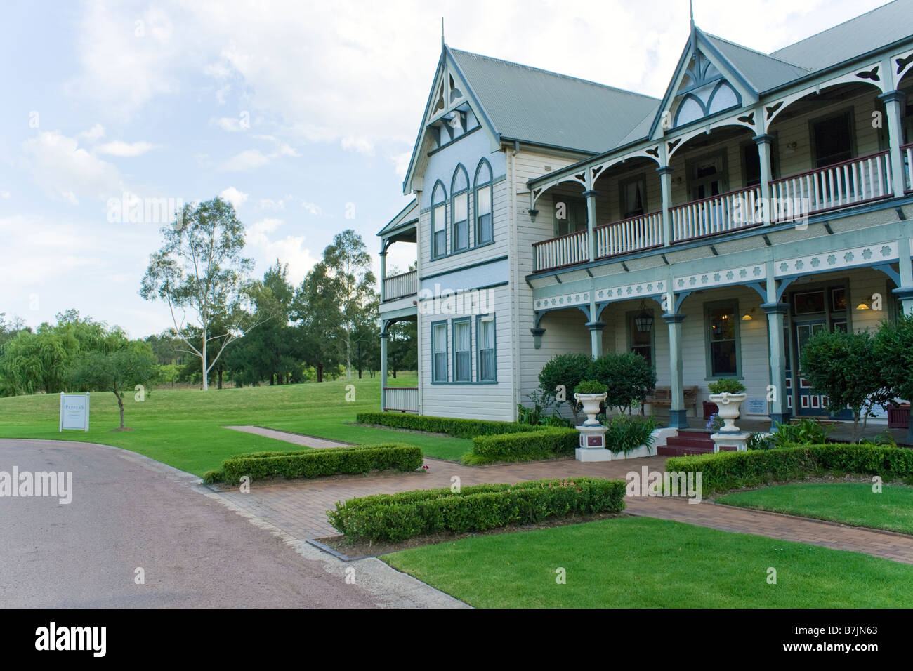 Convent Hunter Valley Stock Photos Convent Hunter Valley