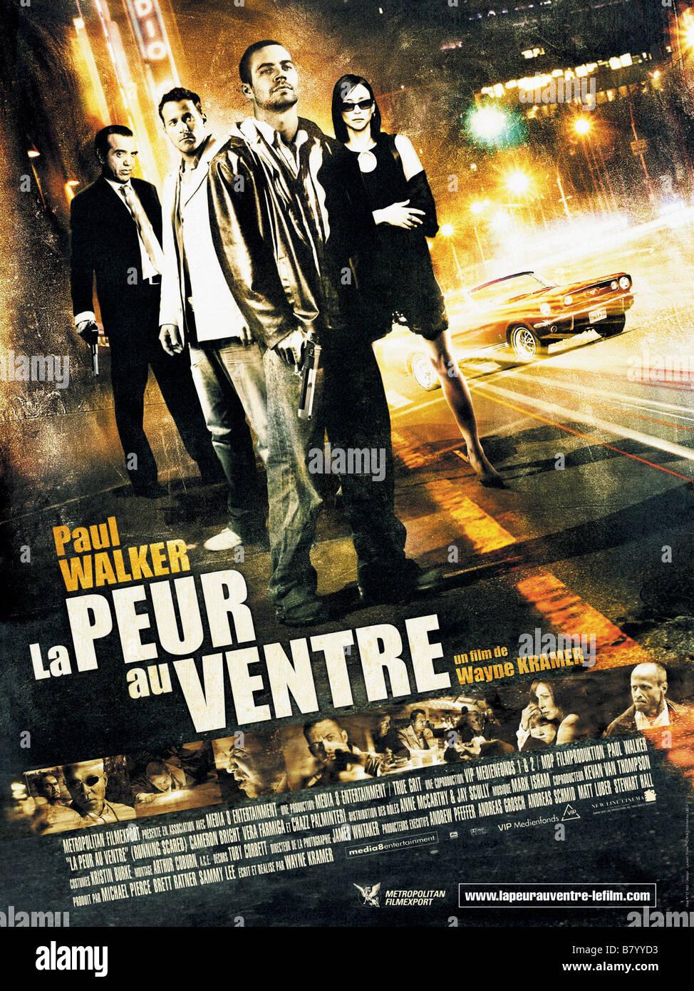 Film Avec Paul Walker : walker, Running, Scared, Resolution, Stock, Photography, Images, Alamy