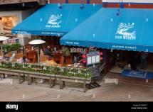 Seafood Restaurant Pier 39. San Francisco California