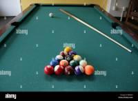 pool table set up | Brokeasshome.com
