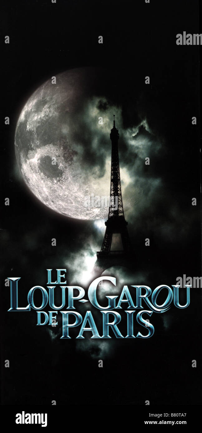 Le Loup-garou De Paris : loup-garou, paris, Garou, Paris, Resolution, Stock, Photography, Images, Alamy
