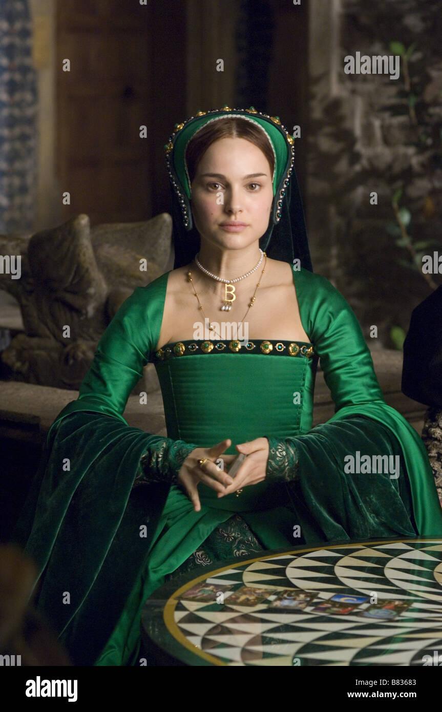 2 Soeurs Pour Un Roi : soeurs, Soeurs, Other, Boleyn, (2008), Natalie, Stock, Photo, Alamy