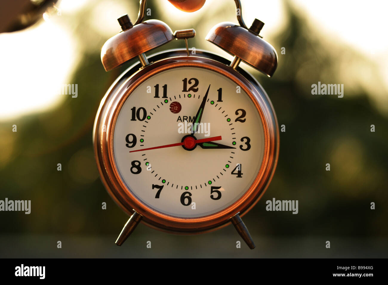 reset alarm grand new avanza harga toyota yaris trd baru 3 o clock stock photos and images alamy
