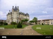 Grand Barrail Chateau Castle Hotel In Bordeaux Region