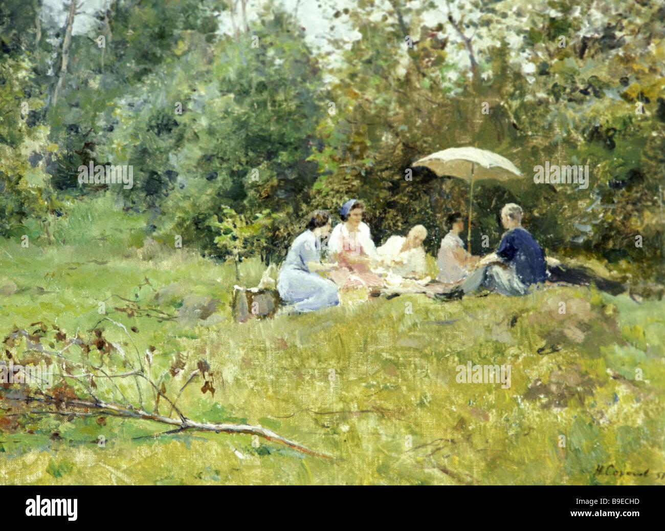sokolov painting stock photos
