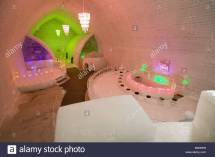 Ice Hotel Alaska Chena Hot Springs