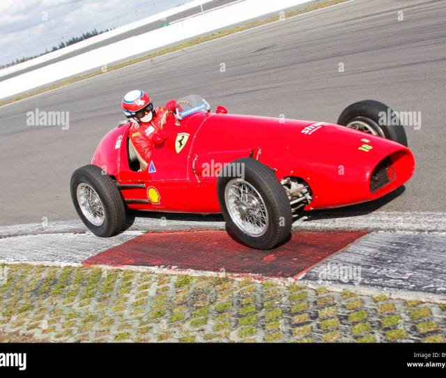 Ferrari Formel  Year Of Manufacture  Driver Used To Be