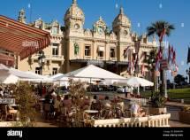 Principality Of Monaco Monte Carlo Terrace Cafe De