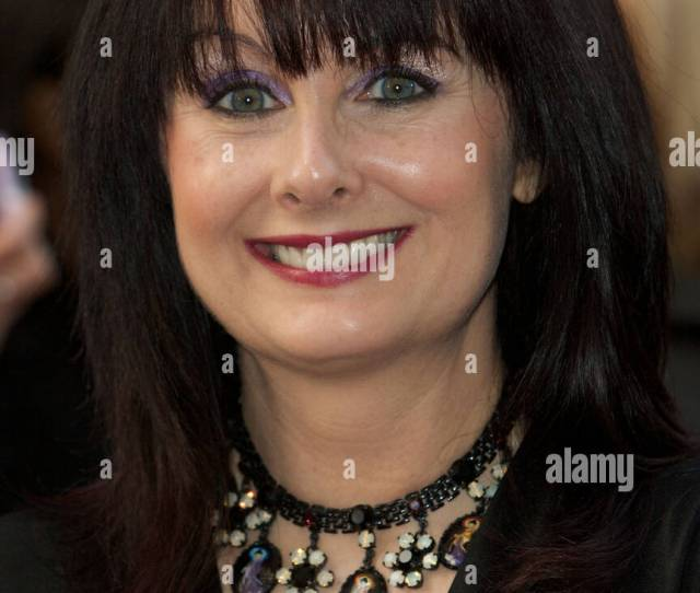 London 3 April Pic Shows Marian Keyes Attending The Galaxy Book Awards Grosvenor House London 3rd