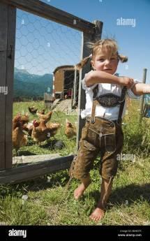 Farm Girl Barefoot Stock