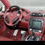 Car Porsche Gemballa Cayenne Cockpit Dashboard No Property Release Stock Photo Alamy