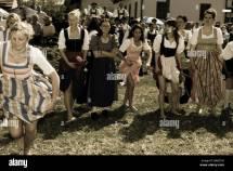 Barefoot Women in Germany
