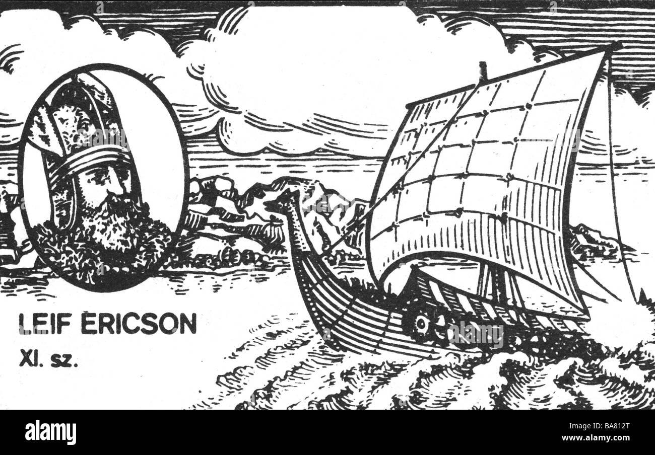 Ericson Leif Circa 970