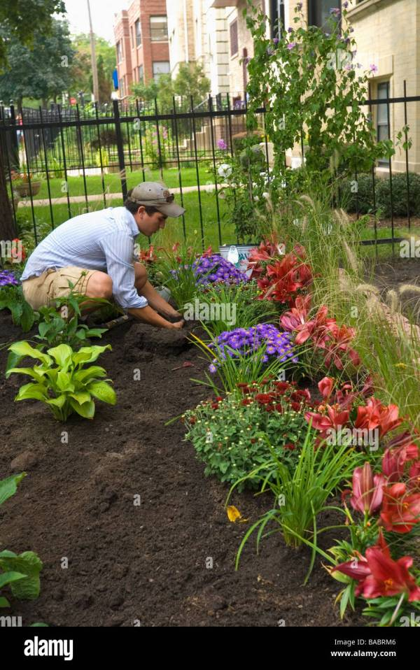 hispanic italian landscaping architect