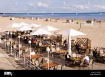 Estonia Baltic States Parnu Country Main Seaside