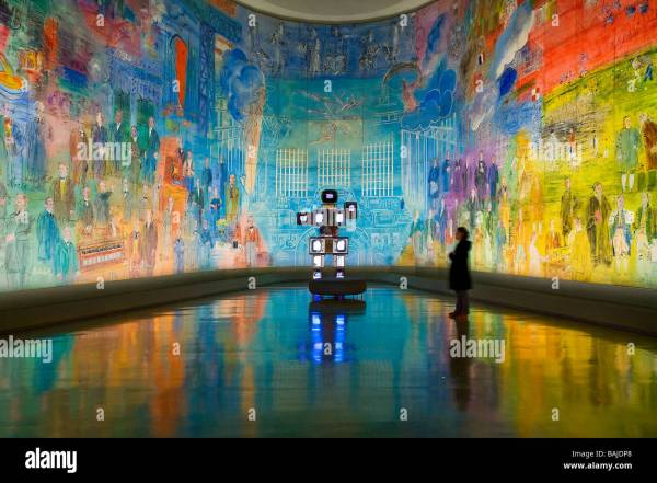 France Paris Musee 'art Moderne De La Ville Modern Stock Royalty Free