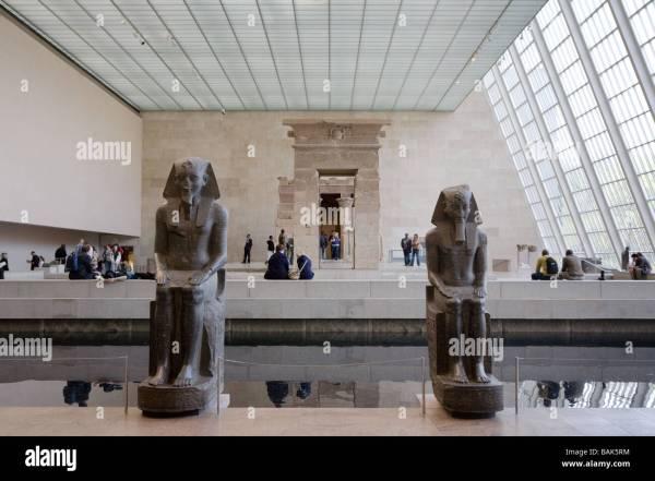 Temple of Dendur Metropolitan Museum of Art