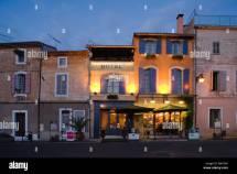 Arles Hotel Facade Stock &