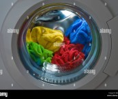 how to wash color clothes