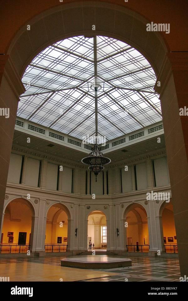 Brooklyn Museum Interior Stock &