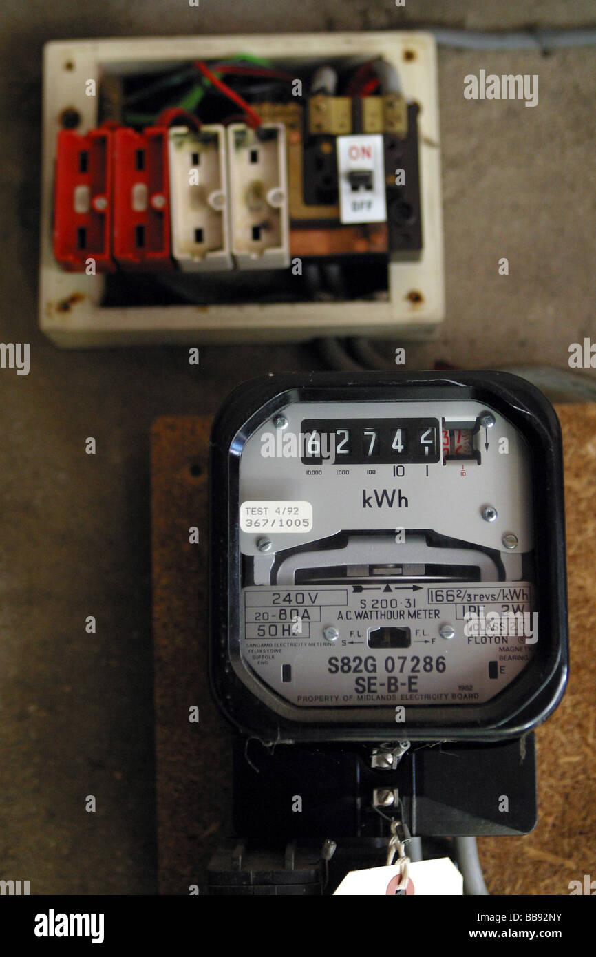 hight resolution of smart meter fuse box wiring diagram electric meter box stock photos electric meter box