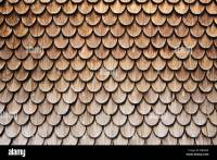 Wooden roof tiles Stock Photo: 24322932 - Alamy