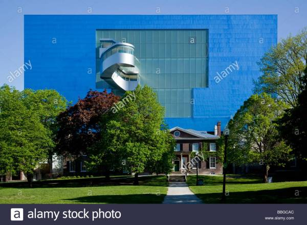 Toronto Frank Gehry Stock &