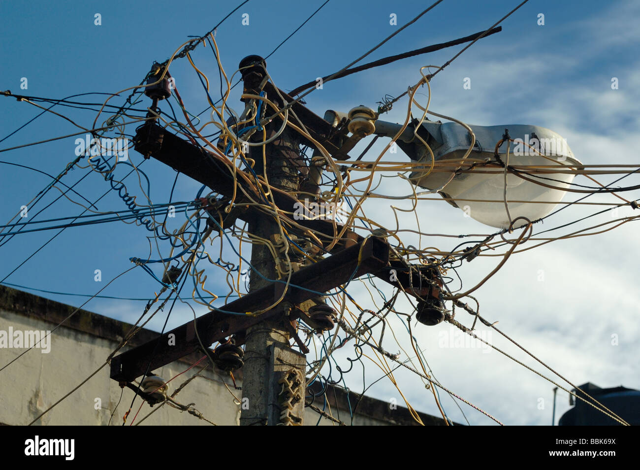 hight resolution of indian wiring stock photos indian wiring stock images alamy crazy wiring in india typical indian