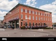 Historic Desoto House Hotel In Downtown Galena