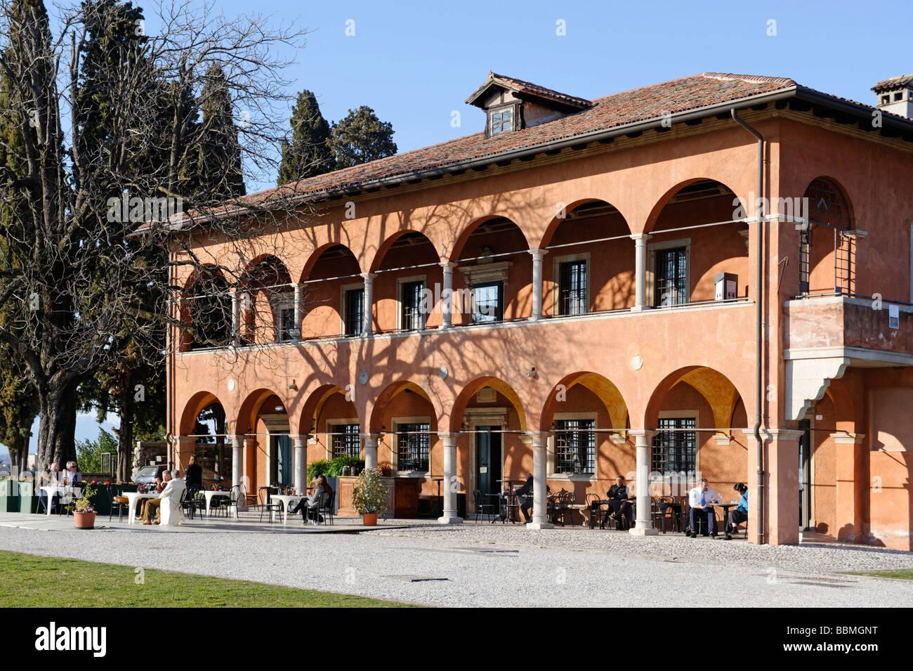Casa della Contadinanza Castello Udine FriuliVenezia Giulia Stock Photo 24423780  Alamy