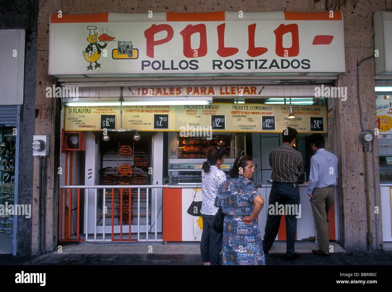 Fast Food Restaurants Roasting Ihob