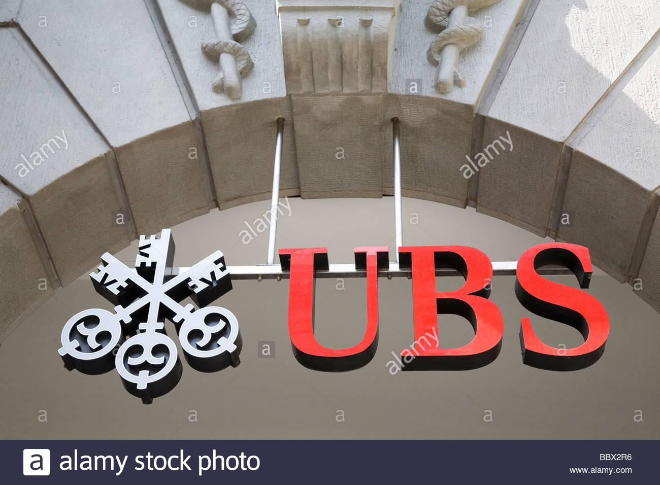 Ubs Switzerland Ag Zürich
