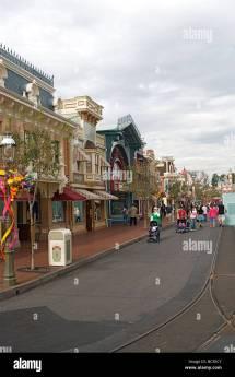 Mickey Mouse Disneyland California Stock &
