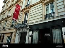 "Paris France Contemporary ""boutique Hotel"" Exterior """