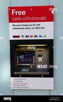 Hsbc Atm - Year of Clean Water