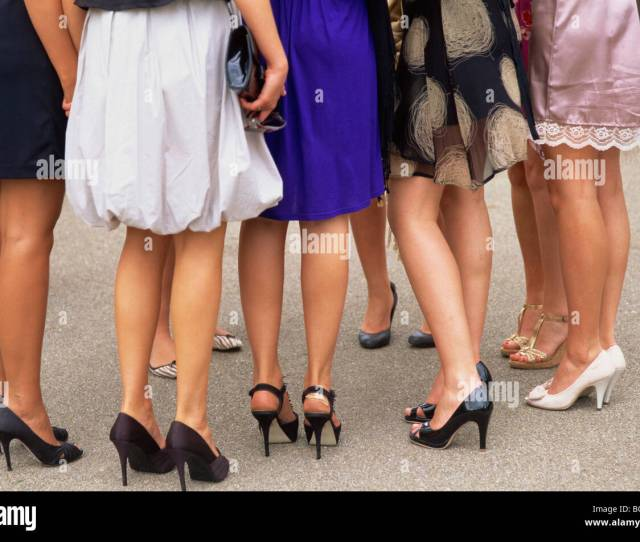 England Ascot Girls Legs And High Heels At Royal Ascot Races