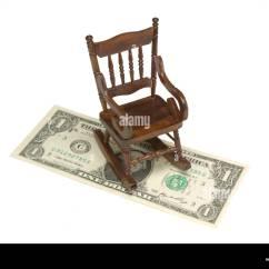 Senior Citizen Chair Folding No Arms On Rocking Stock Photos And