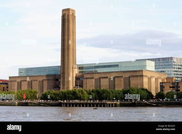 Tate Modern London Art Museum