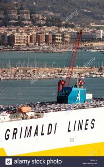 Grimaldi Lines Stock &