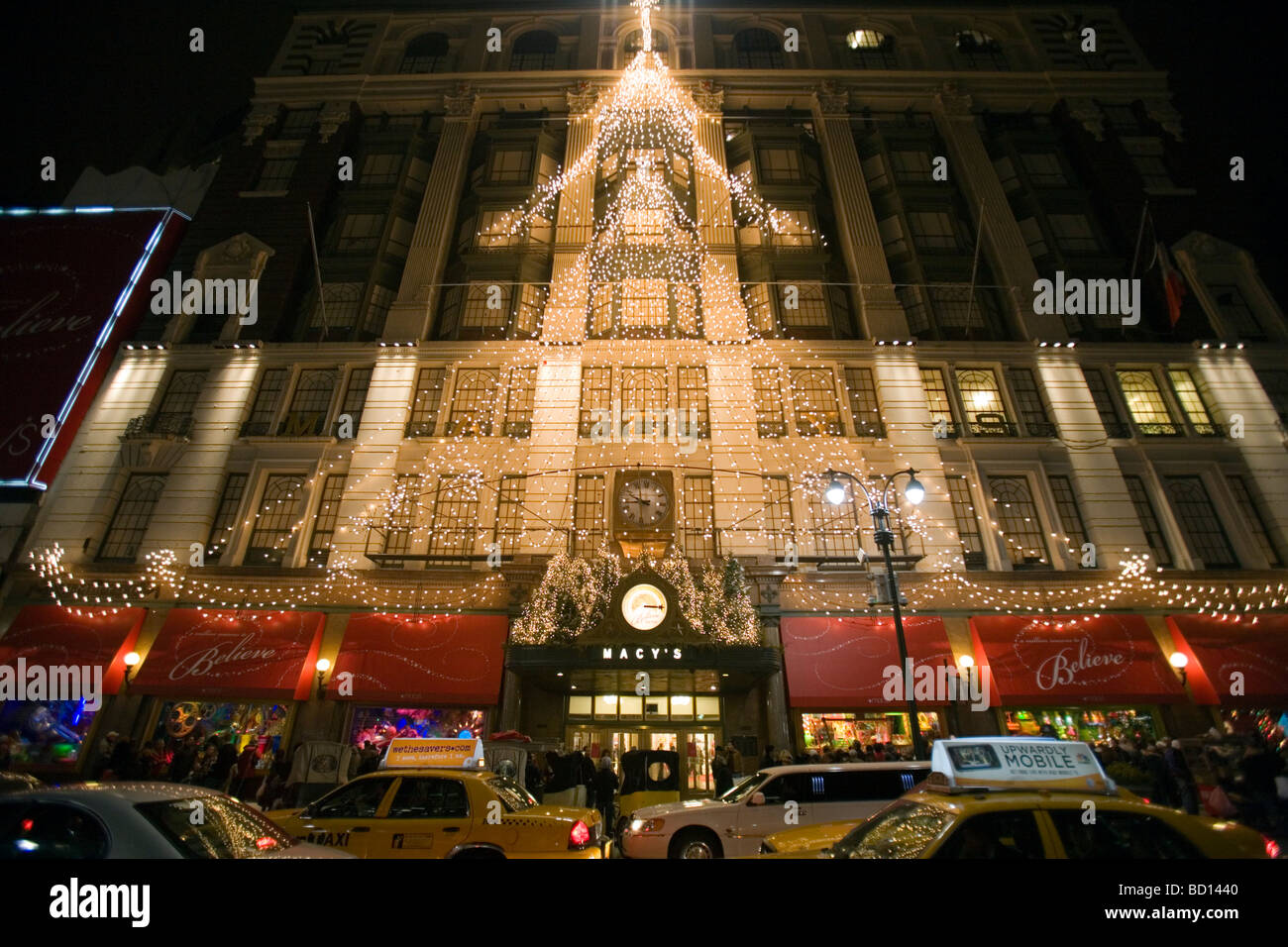 Christmas Decorations At Macy S New York City Www