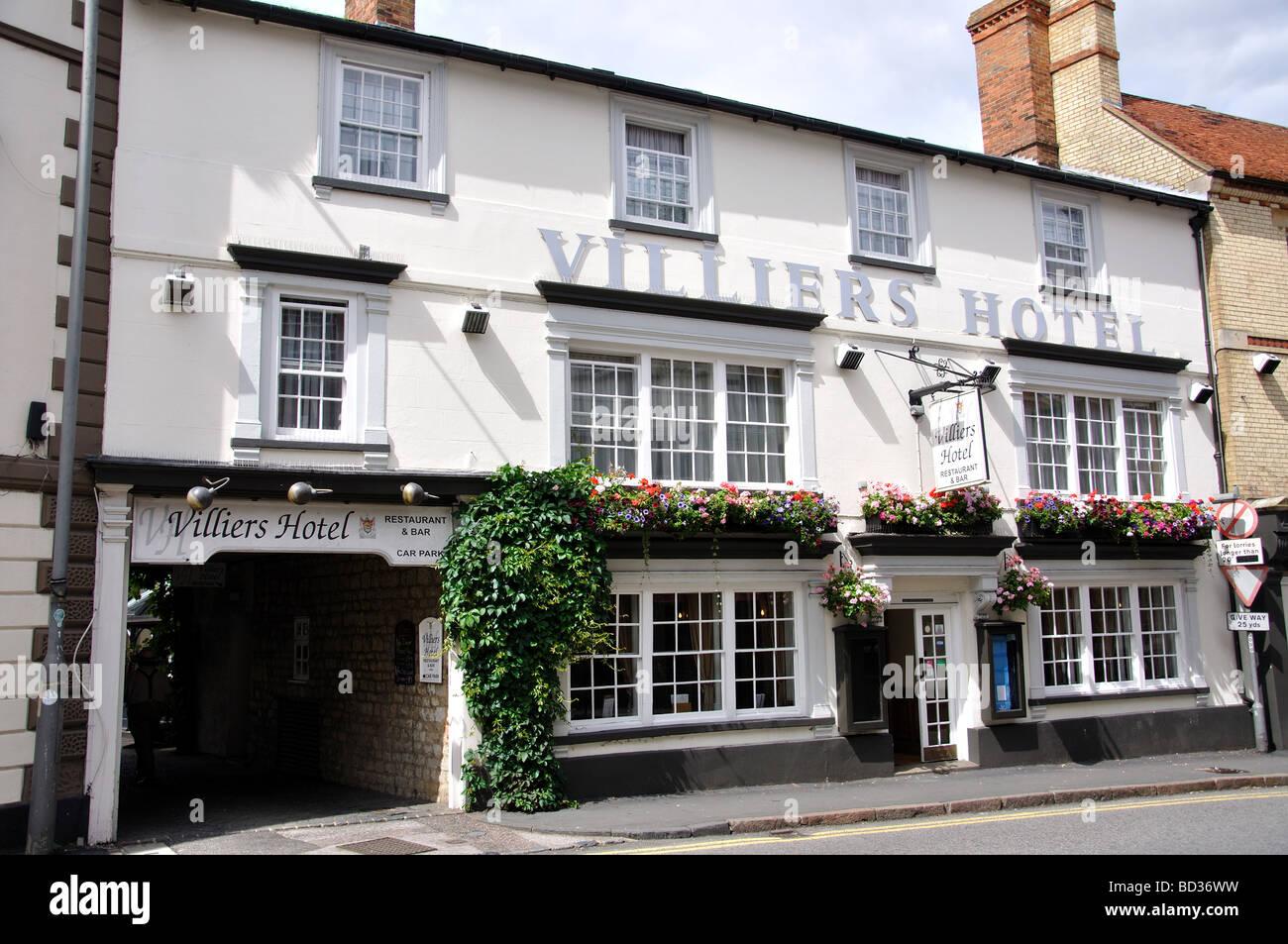 Villiers Hotel Castle Street Buckingham Buckinghamshire