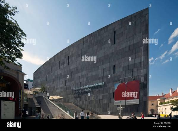 Mumok Museum Moderner Kunst Of Modern Art