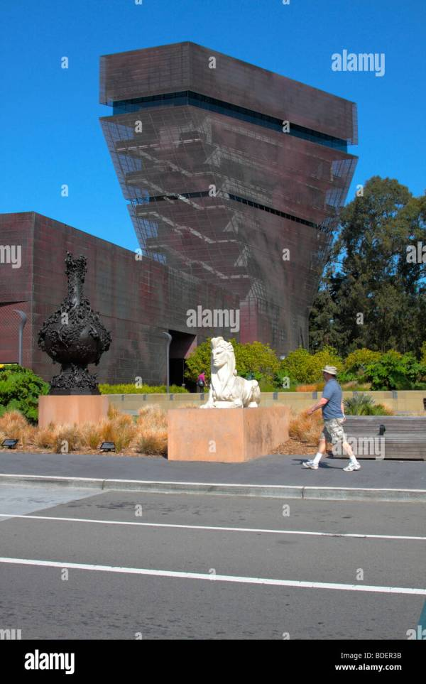 San Francisco Golden Gate Park Museum