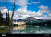 Fairmont Lake Louise Banff National Park Hotels