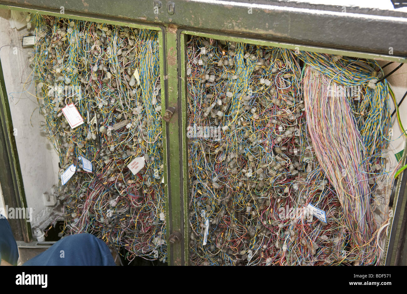 Wiring Old Telephone Junction Box
